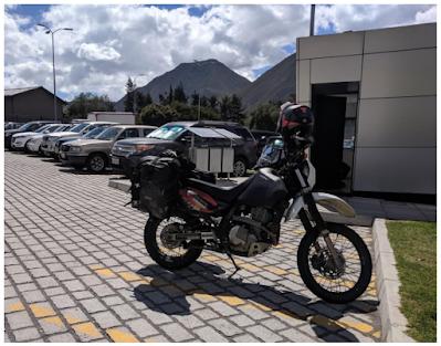 Ævintýraferð til Ekvador (3.Kafli)